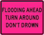 Turn Around, Don't Drown (TADD)