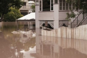 Flood  Brisbane