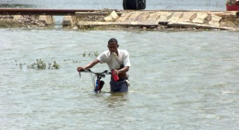 Floods in Mozambique, 2013