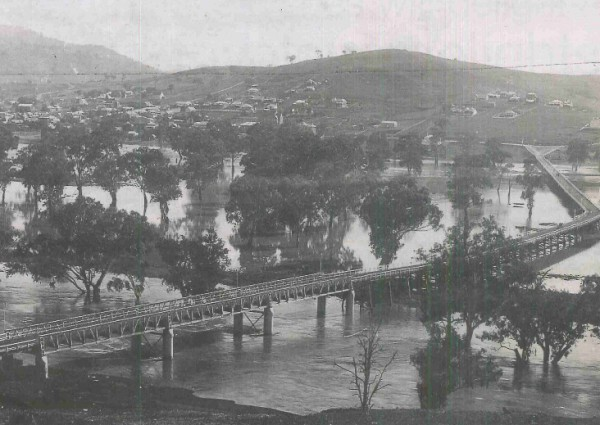Gundagai Flood Plains