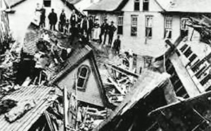 The Johnstown Flood 1889