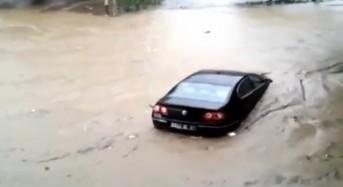Flash Floods in Mauritius
