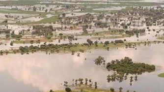 Mozambique Floods, 2000