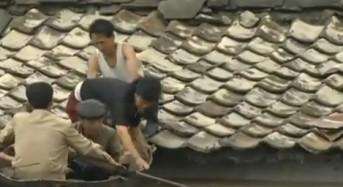 North Korea Floods 2012
