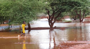 50,000 Displaced in Somalia Floods