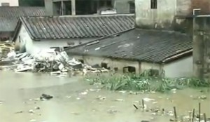 Floods in China 2013