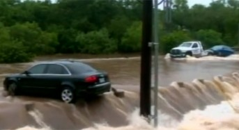 Flash Floods in Texas, May 2013