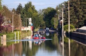 France Floods 2013