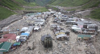 Uttarakhand Floods, India