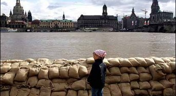 Germany Watches the Elbe