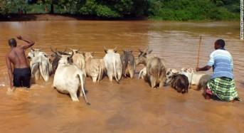 Floods in Kisumu and Nairobi, Kenya