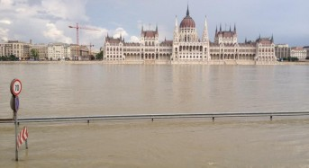 Hungary expects Danube Floods