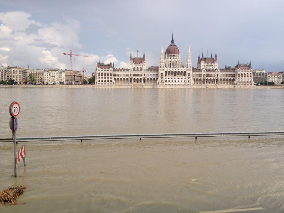 hungary floods