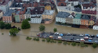 Germany Flood Update
