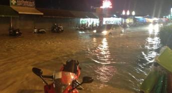Floods in Thailand June 2013