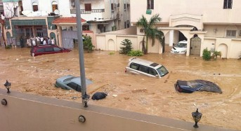 Jeddah Flood Defences