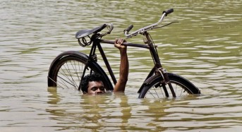 Andhra Pradesh Floods, India, July 2013