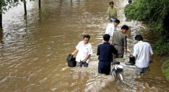 Food Aid for North Korea Flood Victims