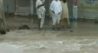 Pakistan – Flash Floods and Heavy Rain Leave 20 Dead in Sindh and Punjab Provinces
