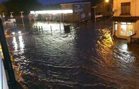 Flash Floods Expected In Uk Floodlist