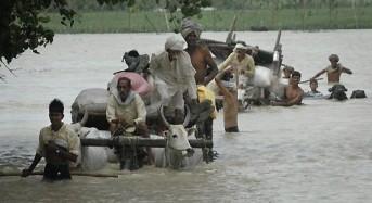 Floods in Uttar Pradesh, India