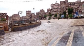 Flash Floods in Yemen