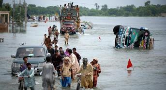 Pakistan Floods Update