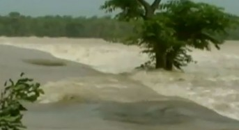 Floods in Madhya Pradesh and Gujarat