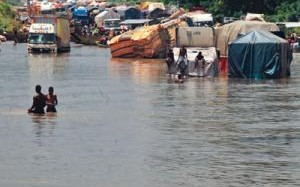 500 Displaced by Floods in Kano, Nigeria