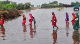 South Asia Rainfall Up 50%