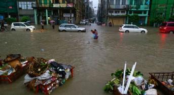 More Floods in Myanmar