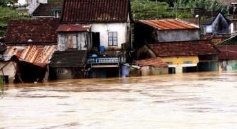Floods in Northern Vietnam
