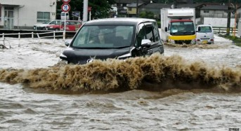 Japan Flood Update