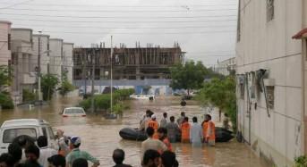 Around 50 Dead in Pakistan Floods (Updated)