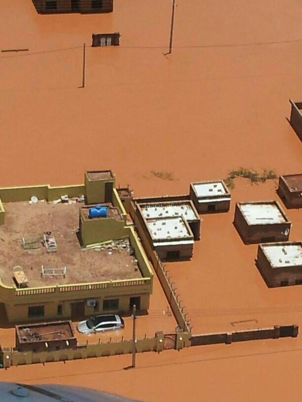 Khartoum Sudan Floods