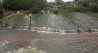 Floods in Essex, UK
