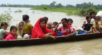 Floods Worsen in Bihar, India