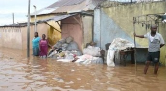 Flood and Fire Disasters in Accra, Ghana