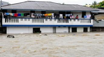 Widespread Floods Across Indonesia