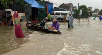 Vietnam – at Least 12 Killed in Flash Floods and Landslides in North