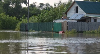Russia Far East Flood Update