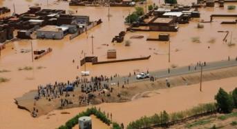 Floods in Jonglei, Sudan