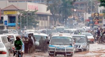 Floods in Kampala, Uganda