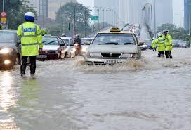 Flash Floods in Kuala Lumpur