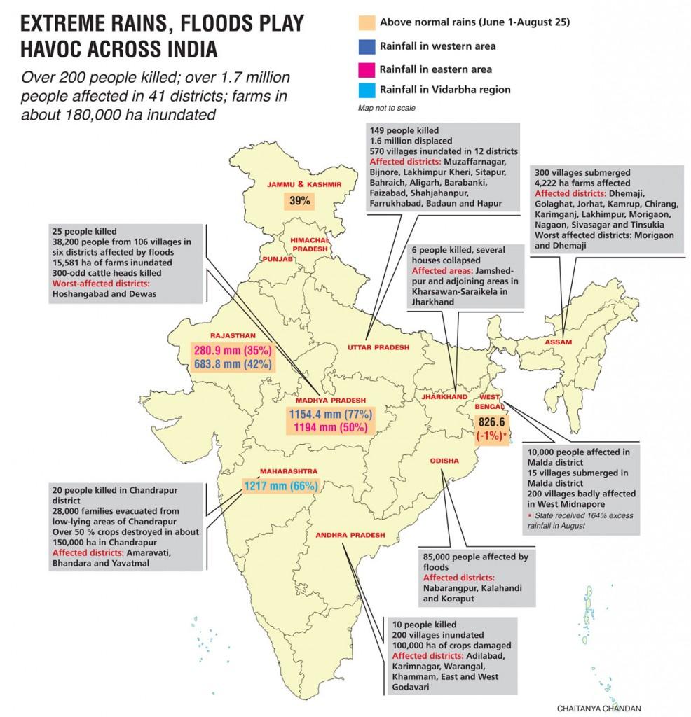 flood map india 2013