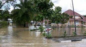 Bahilang and Padang Rivers Flood, North Sumatra