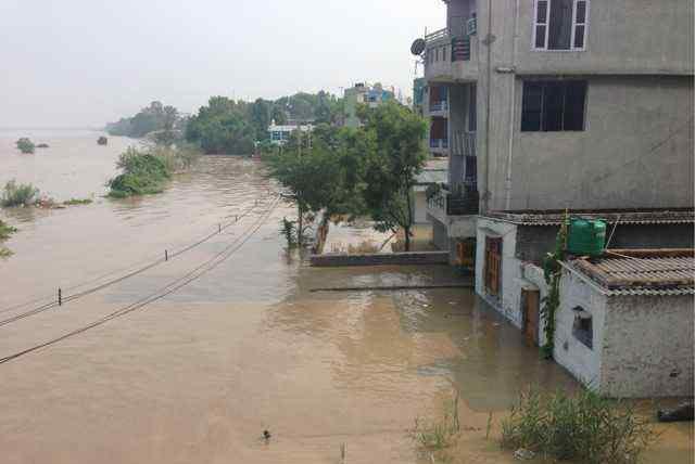 Yamuna river floods, Delhi