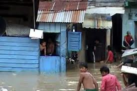 Floods in North Sumatra