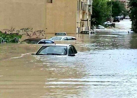 Floods in Calabria, Italy