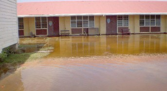Floods in Guyana and Trinidad